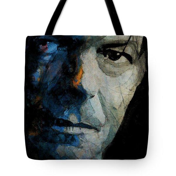 David Bowie _ Chameleon Tote Bag