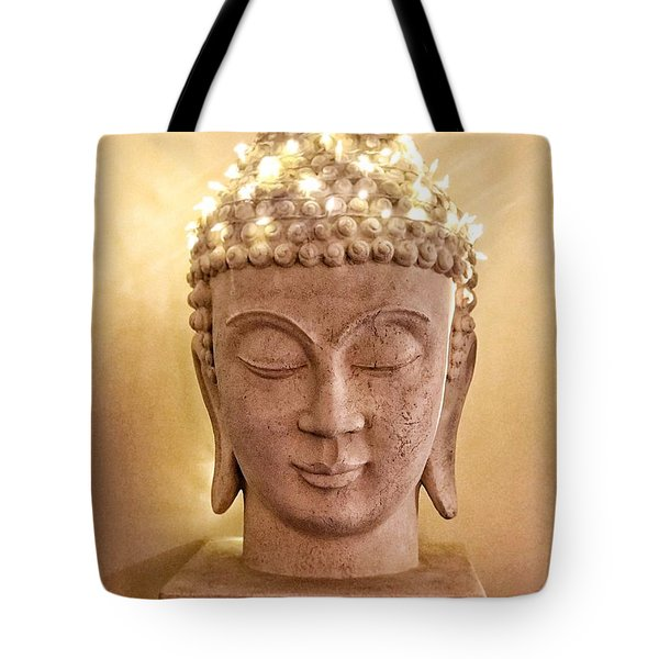Dawn Buddha  Tote Bag