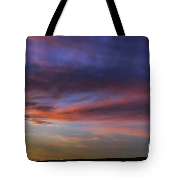 Dawn Of A May Morning  Tote Bag