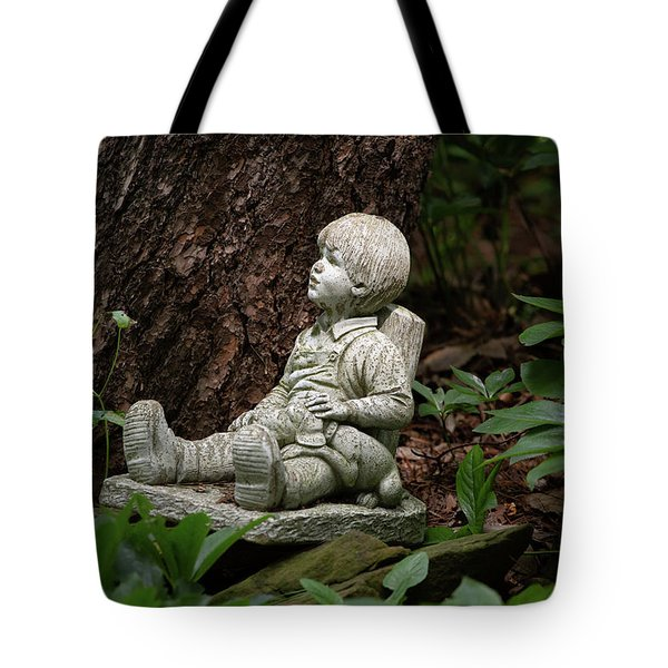 Tote Bag featuring the photograph Daydreaming by Dale Kincaid