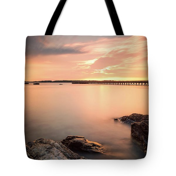 Days End Daydream  Tote Bag