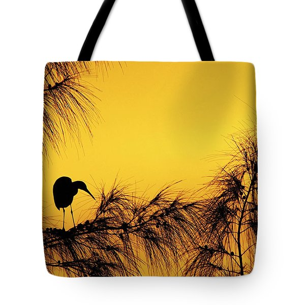 Days End In Jamaica Tote Bag