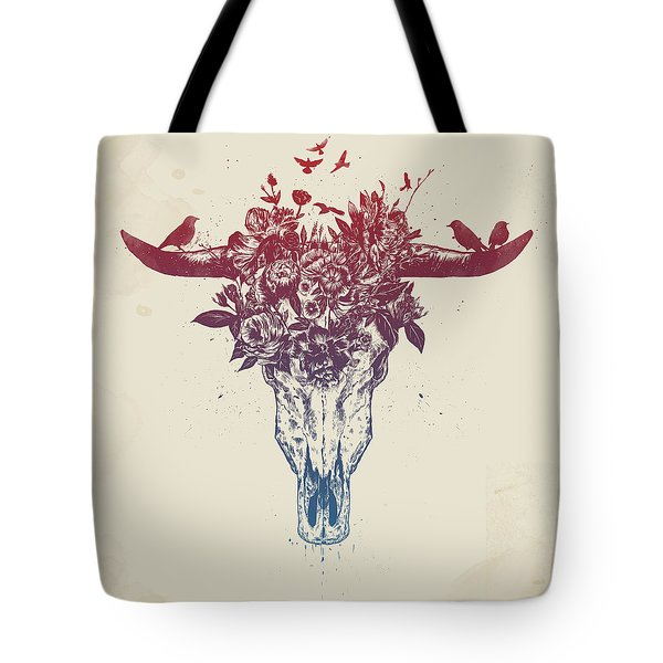 Dead Summer Tote Bag