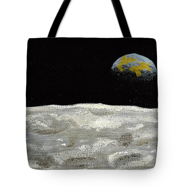 Death By Starlight Tote Bag