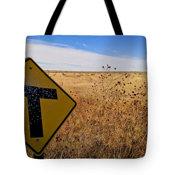 Decision Time Tote Bag