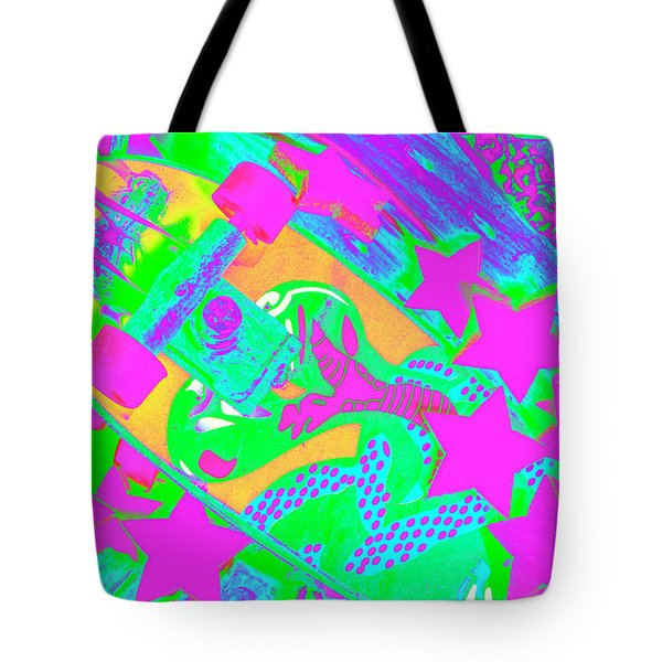 Deckoration Tote Bag