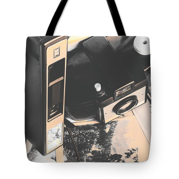 Decolourised  Tote Bag