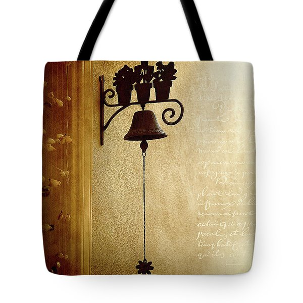 Tote Bag featuring the photograph Decorated Life by Milena Ilieva