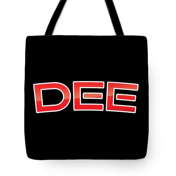 Dee Tote Bag