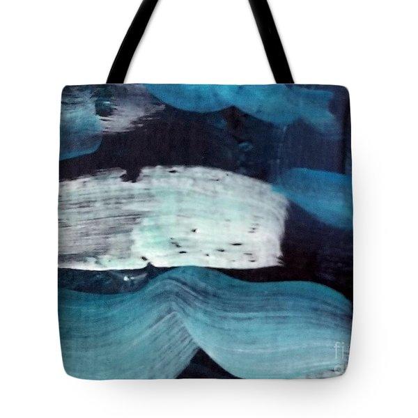 Deep Blue #3 Tote Bag