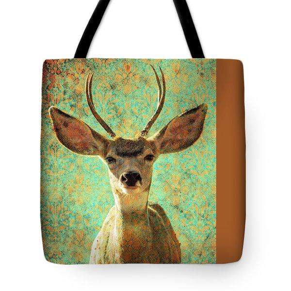 Deers Ears Tote Bag