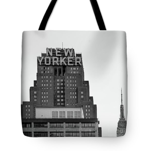 Defining New York Tote Bag