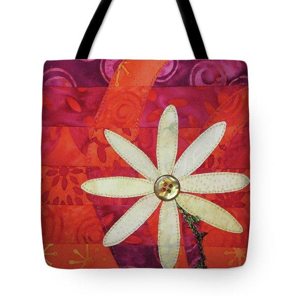 Delightful Daisy Tote Bag