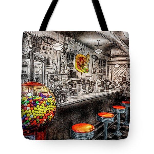 Della's Tote Bag