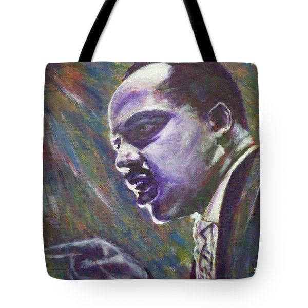 Demonstrations With Dignity Tote Bag
