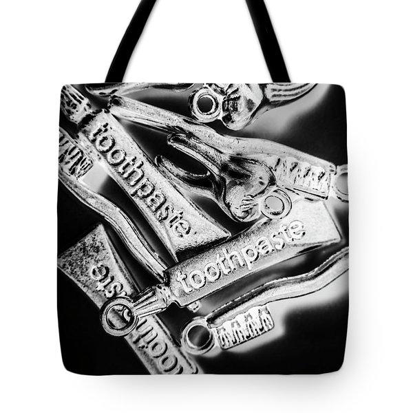 Dentist Still Life Design Tote Bag