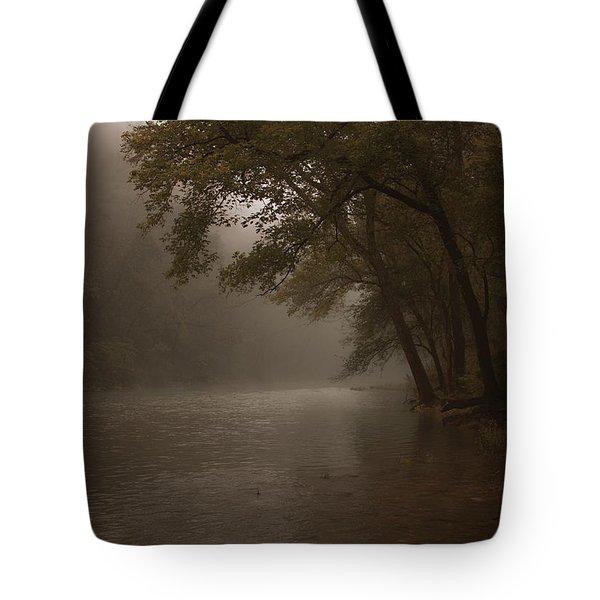 Depth Of Solitude  Tote Bag