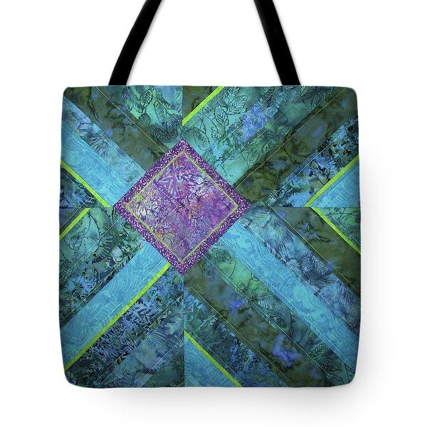 Depth Tote Bag