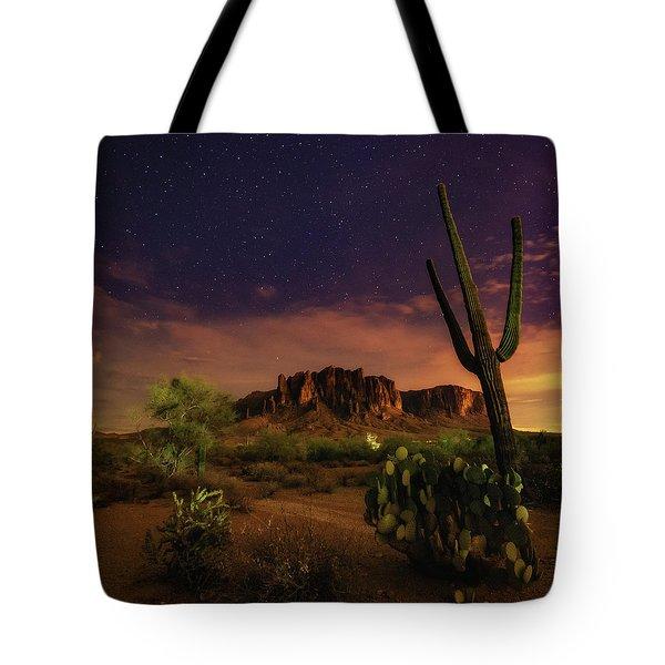 Desert Beauty Tote Bag
