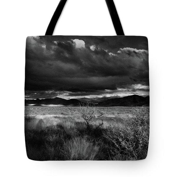 Desert Shadow Moods Tote Bag