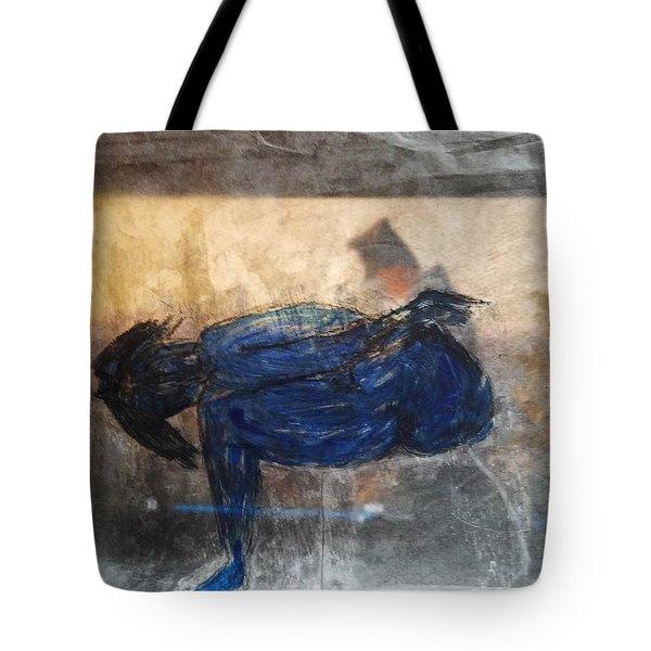 Desire By Nietzsche Tote Bag