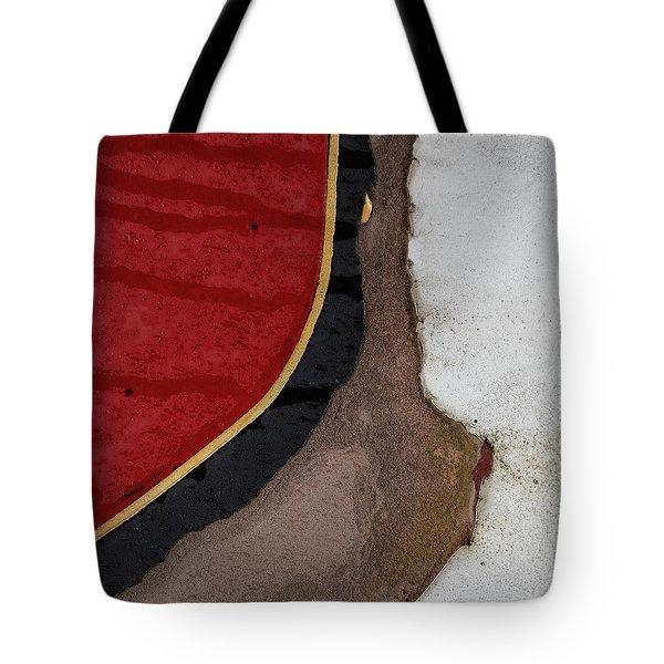 Detail Erosion Tote Bag