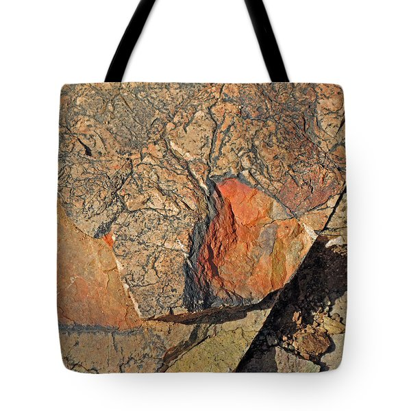 Tote Bag featuring the photograph Details Along The Path 2 by Lynda Lehmann