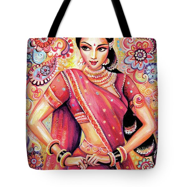 Devika Dance Tote Bag
