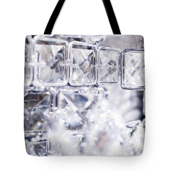 Diamond Shine II Tote Bag