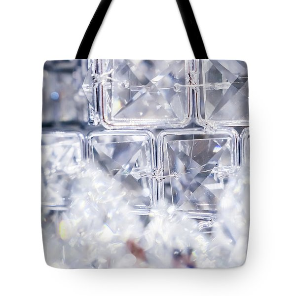 Diamond Shine Iv Tote Bag