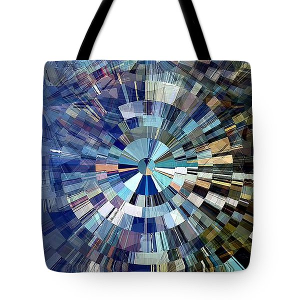 Tote Bag featuring the digital art Diamonds Are Forever by David Manlove