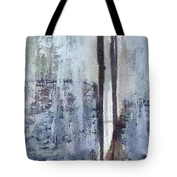 Digital Abstract N13. Tote Bag