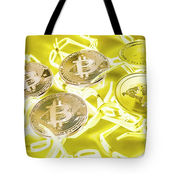 Digital Development Tote Bag