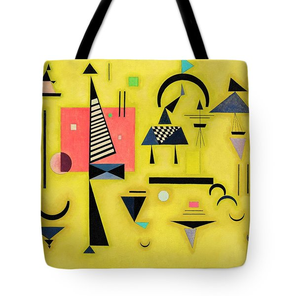 Digital Remastered Edition - Decisive Rose Color Tote Bag