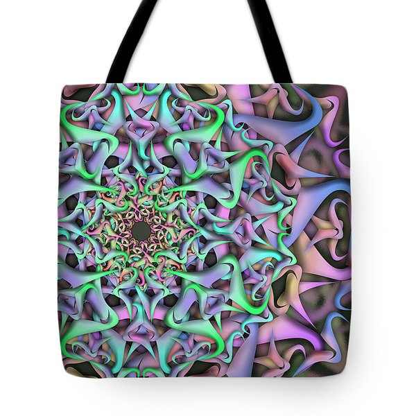 Dimension Object Remix Two Tote Bag