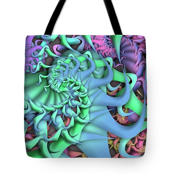 Dimension Remix Two Tote Bag