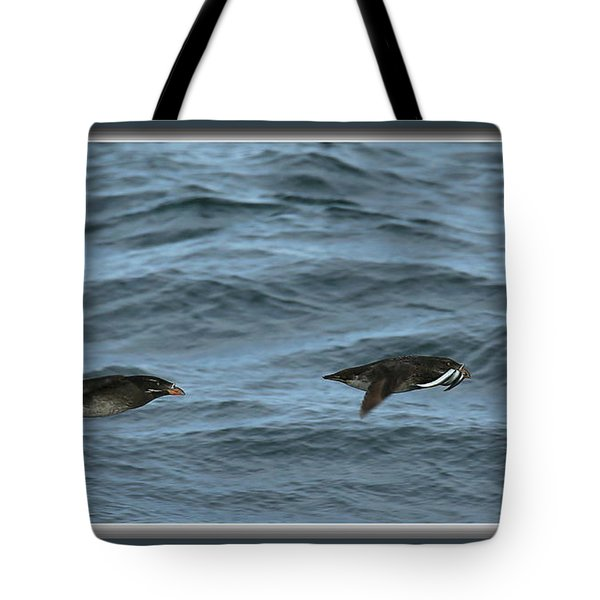 Dinner To Go Tote Bag