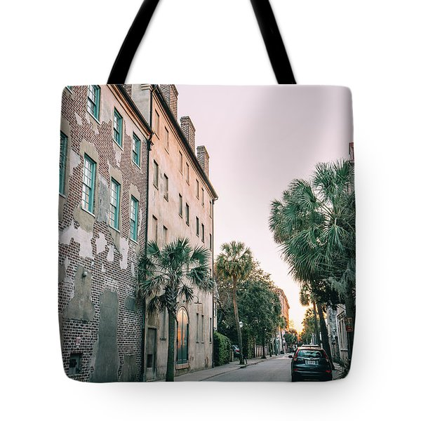 Dipping Light Tote Bag