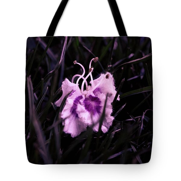 Discarded Beauty Tote Bag