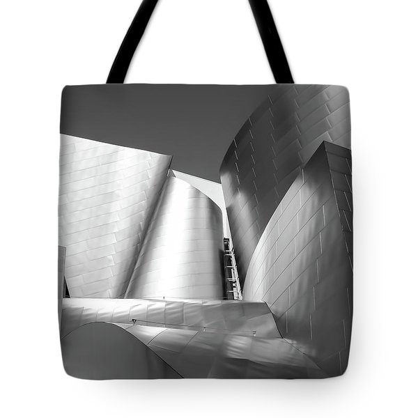 Disney_concert_hall Tote Bag