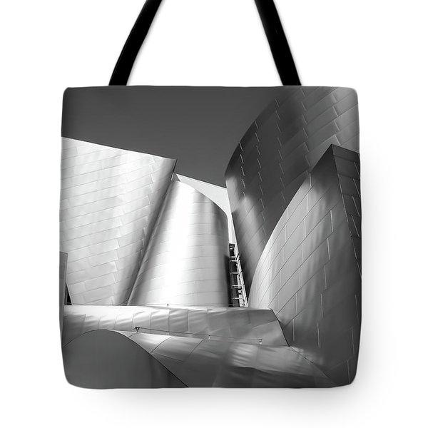 Disney_concert_hall Tote Bag
