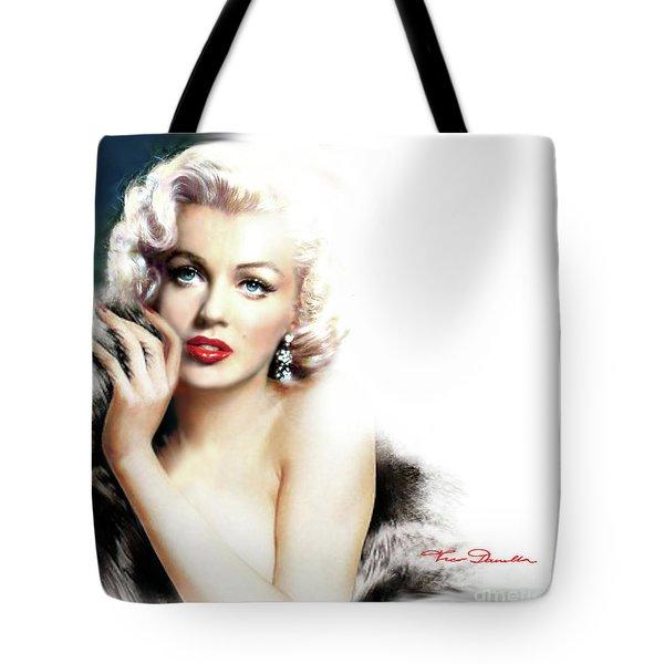 Diva Mm 169 Q Tote Bag