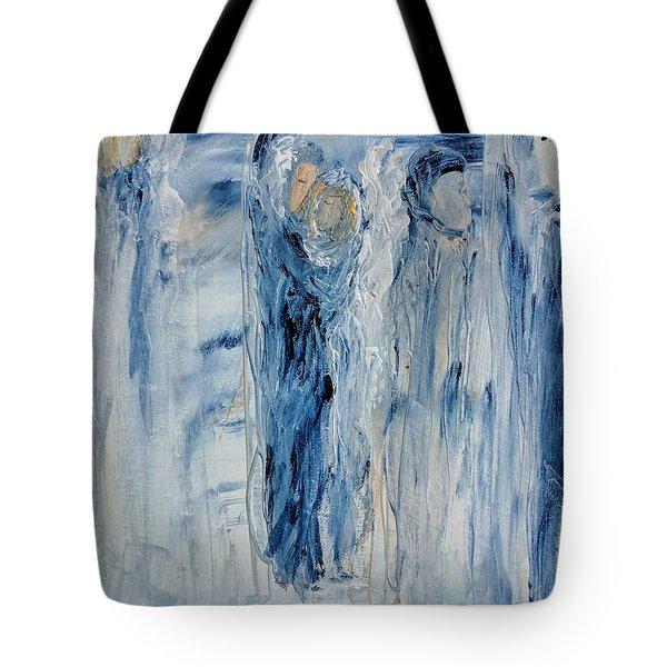 Divine Angels Tote Bag