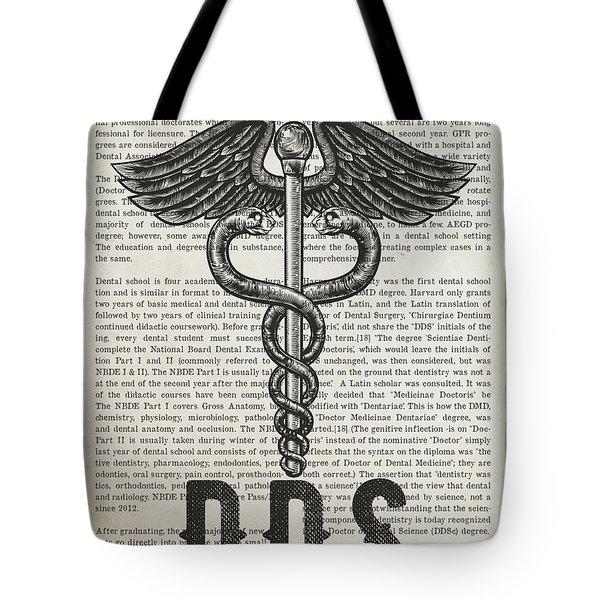 Dds Tote Bags | Fine Art America