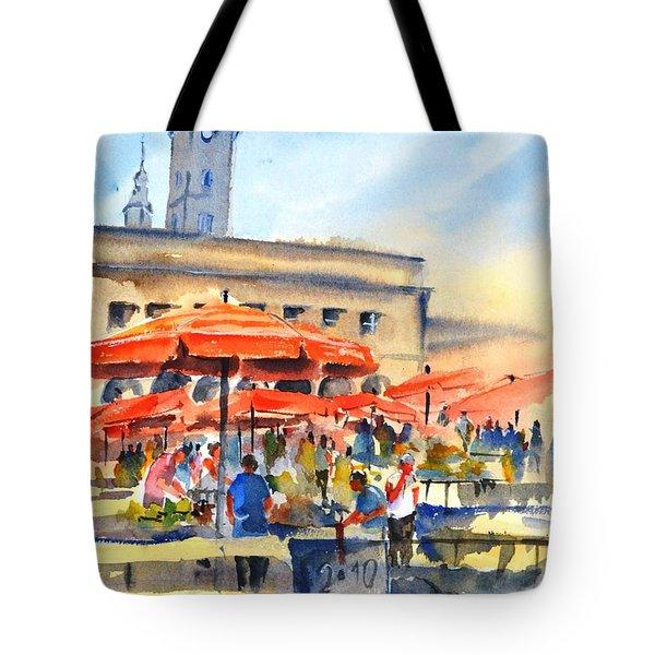 Dolce Market, Zagreb - 2 Tote Bag