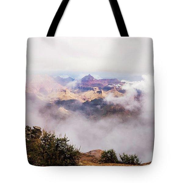 Don't Breathe Tote Bag