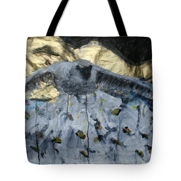 Don't Fight Your Dreams Tote Bag
