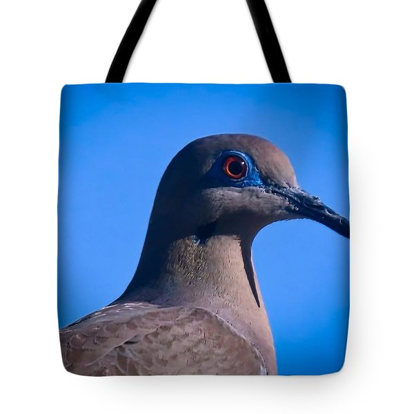 Don't It Make My Brown Eyes Blue Tote Bag