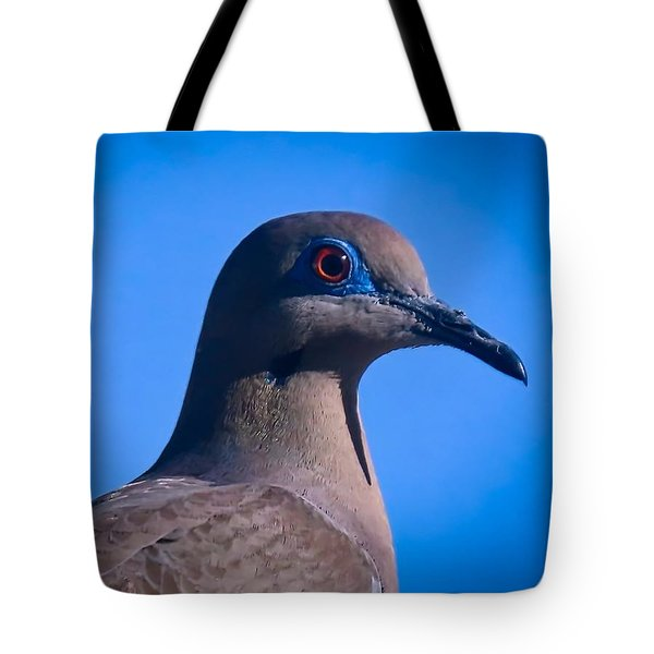 Don't It Make My Brown Eyes Blue Tote Bag