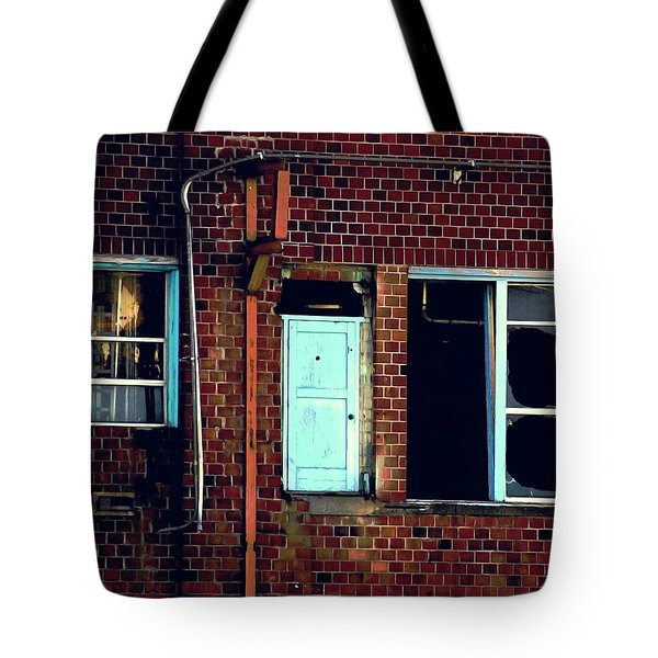 Door To Nowhere Tote Bag